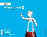 CUANTO SABEMOS NIVEL 1 MARIE CURIE 3.0