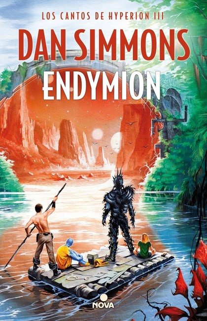 ENDYMION. LOS CANTOS DE HYPERION (VO. III) EDICIÓN ACTUALIZADA