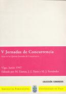 QUINTAS JORNADAS DE CONCURENCIA