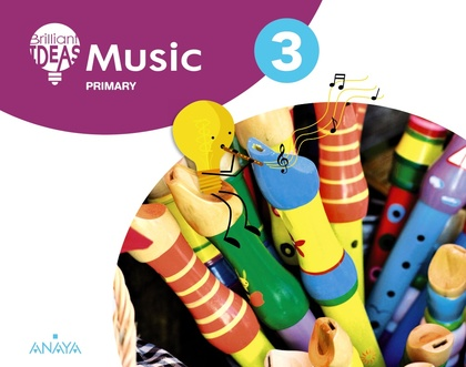 MUSIC 3. PUPIL´S BOOK.