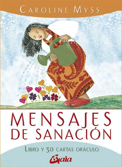MENSAJES DE SANACIÓN                                                            LIBRO Y 50 CART