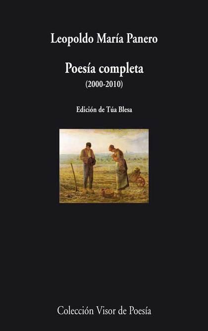 POESÍA COMPLETA, 2000-2010