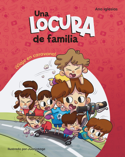 UNA LOCURA DE FAMILIA. ¡VIAJE EN CARAVANA!.