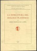 LA ESTRUCTURA DEL DIÁLOGO PLATÓNICO