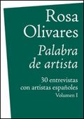 PALABRA DE ARTISTA: 30 ENTREVISTAS CON ARTISTAS ESPAÑOLES