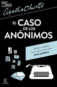 EL CASO DE LOS ANONIMOS