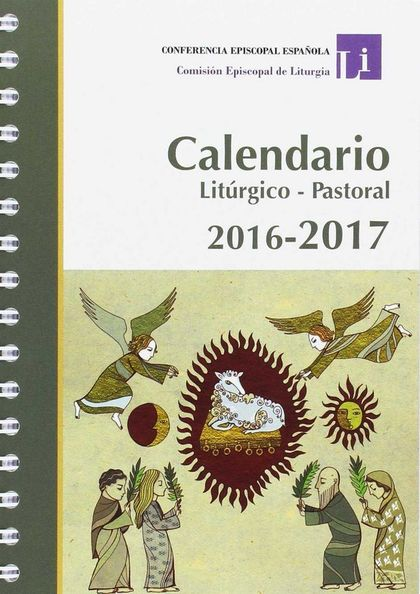 CALENDARIO LITURGICO 2017 EDICE.