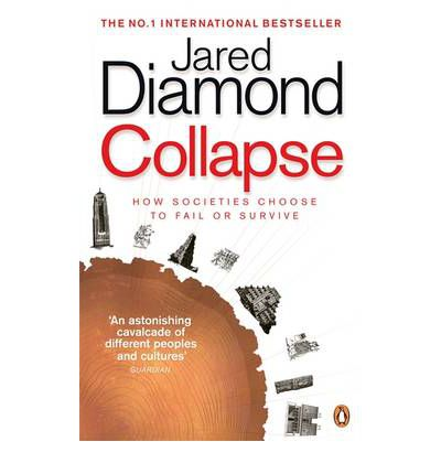 Collapse:How Societies Choose to Fail or Survive