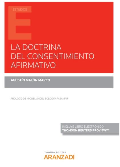 DOCTRINA DEL CONSENTIMIENTO AFIRMATIVO,LA DUO.