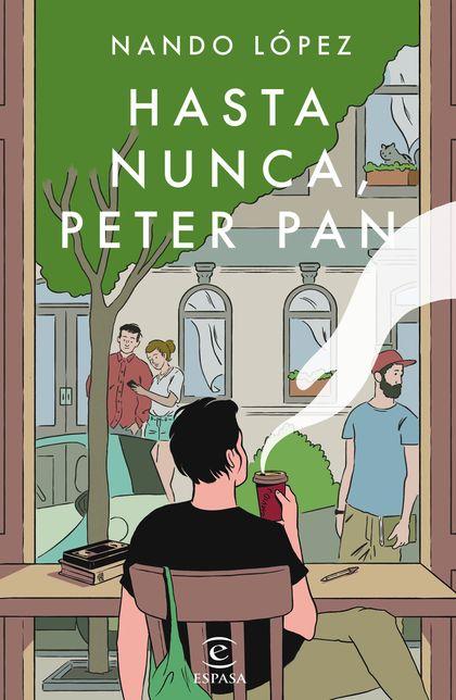HASTA NUNCA, PETER PAN.
