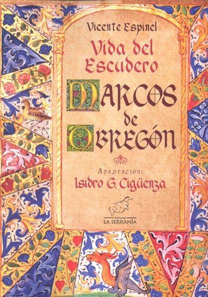 VIDA DEL ESCUDERO MARCOS DE OBREGON.