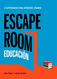 ESCAPE ROOM EDUCACIÓN                                                           4 EXPERIENCIAS