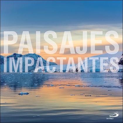 CALENDARIO DE PARED PAISAJES IMPACTANTES 2021.