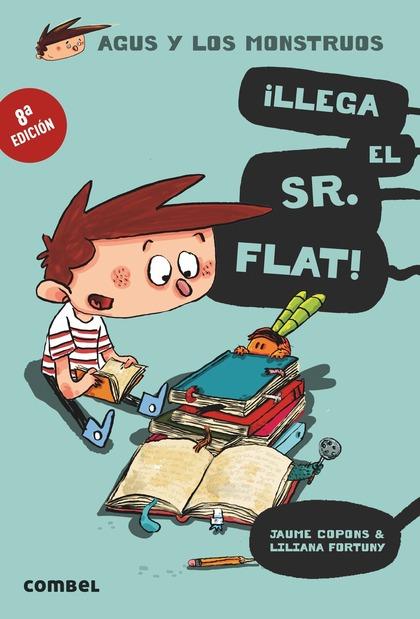 ¡LLEGA EL SR. FLAT!.