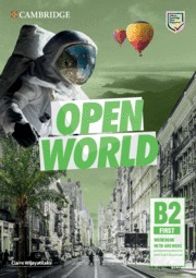 OPEN WORLD FIRST. WORKBOOK WITH ANSWERS WITH AUDIO DOWNLOAD