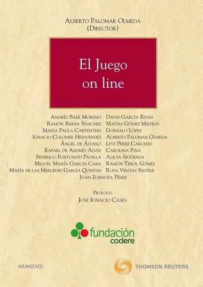EL JUEGO ON LINE.