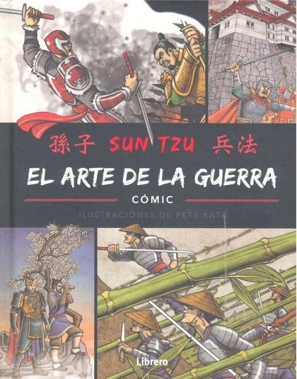 ARTE DE LA GUERRA, EL (COMIC) (LIBRERO)
