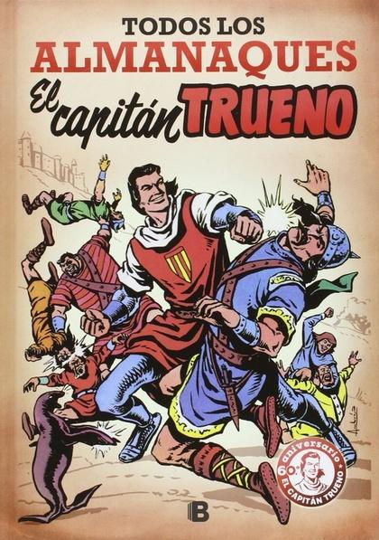 CAPITAN TRUENO TODOS LOS ALMANAQUES,EL