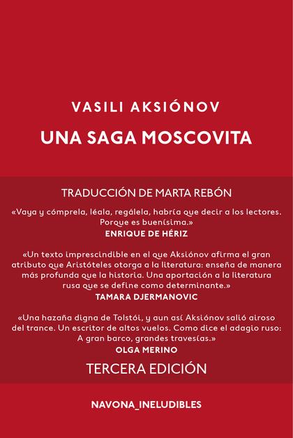 SAGA MOSCOVITA.