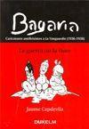 BAGARIA, LA GUERRA NO FA RIURE : CARICATURES ANTIFEIXISTES A LA VANGUARDIA (1936-1938)