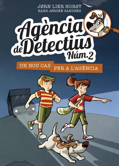 AGÈNCIA DE DETECTIUS NÚM. 2. - 1. UN NOU CAS PER A L´AGÈNCIA.
