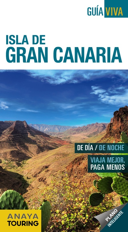 ISLA DE GRAN CANARIA, GUÍA VIVA.