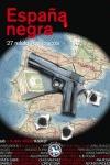 ESPAÑA NEGRA : 27 RELATOS POLICÍACOS