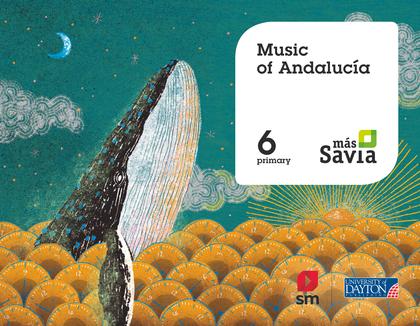 SD ALUMNO MUSICA.  MAS SAVIA. 6 PRIMARIA. ANDALUCIA