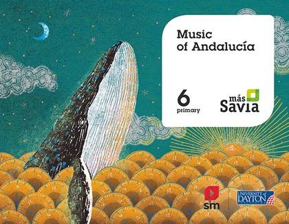SD PROFESOR MUSICA.  MAS SAVIA. 6 PRIMARIA. ANDALUCIA.
