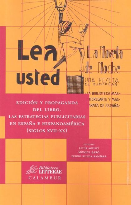 EDICION Y PROPAGANDA DEL LIBRO