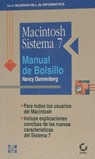 MACINTOSH: SISTEMA 7. MANUAL DE BOLSILLO