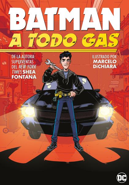 BATMAN: A TODO GAS.