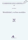MODALIDAD Y VERBOS MODALES.