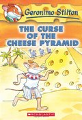THE CURSE OF THE CHEESE PYRAMID. GERONIMO STILTON