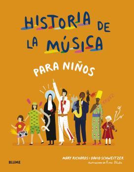 HISTORIA DE LA MÚSICA PARA NIÑOS.
