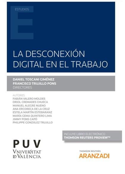 DESCONEXION DIGITAL EN EL TRABAJO,LA.