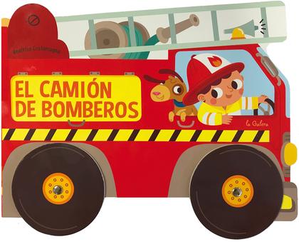 CAMION DE BOMBEROS,EL.