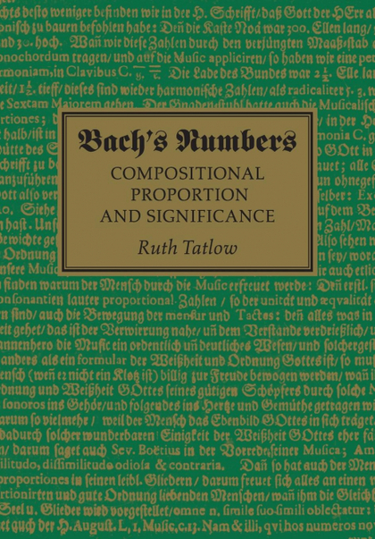 BACH´S NUMBERS