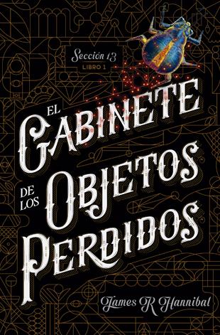 EL GABINETE DE LOS OBJETOS PERDIDOS.