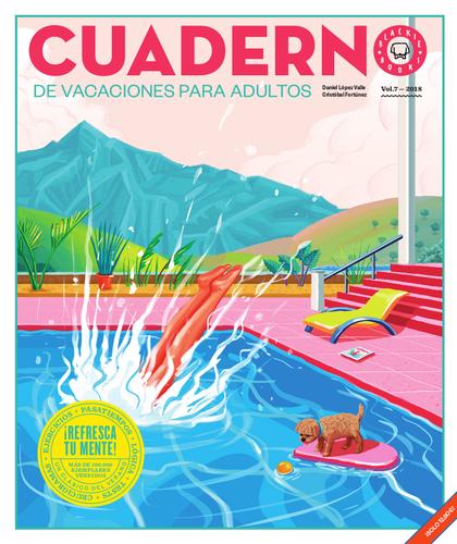CUADERNO DE VACACIONES PARA ADULTOS VOL. 7 2018