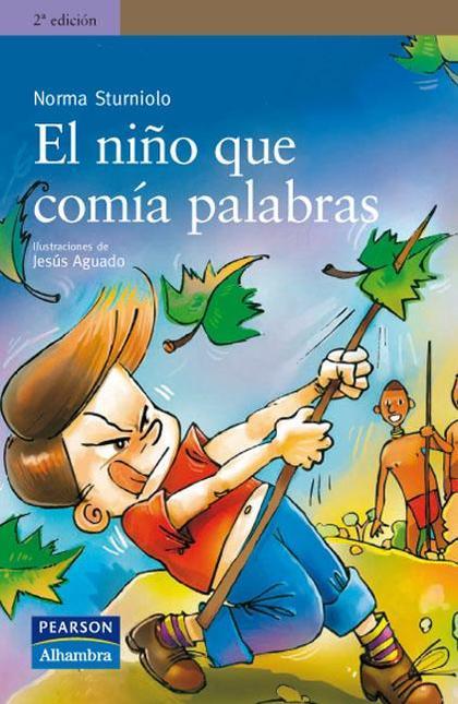 EL NIÑO QUE COMÍA PALABRAS (EBOOK)