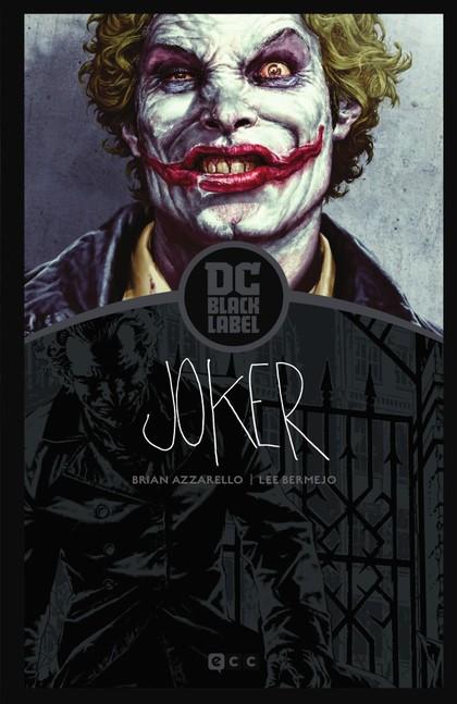 JOKER - EDICIÓN DC BLACK LABEL.