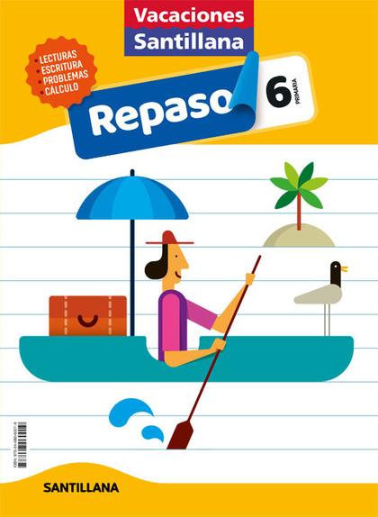 VACACIONES REPASO 6ºEP 2020