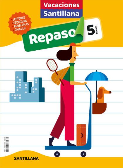VACACIONES REPASO 5ºEP 2020