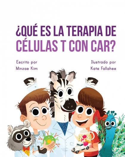 CAR TEA SELL? IT´S CAR T-CELL (SPANISH EDITION)