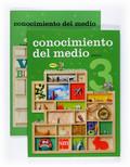 NUEVO PROYECTO TROTAMUNDOS, CONOCIMIENTO DEL MEDIO, 3 EDUCACIÓN PRIMARIA, 2 CICLO (ANDALUCÍA)