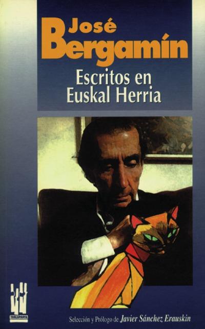 José Bergamín escritos en Euskal Herria