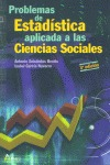 PROBLEMAS ESTADISTICA APLICADA CIENCIAS SOCIALES