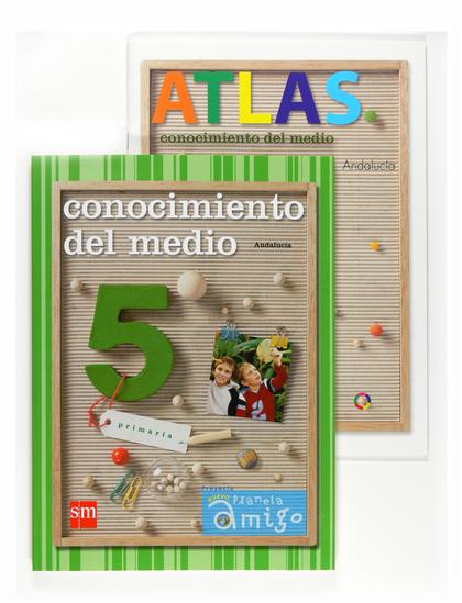 NUEVO PROYECTO PLANETA AMIGO, CONOCIMIENTO DEL MEDIO, 5 EDUCACIÓN PRIMARIA (ANDALUCÍA)