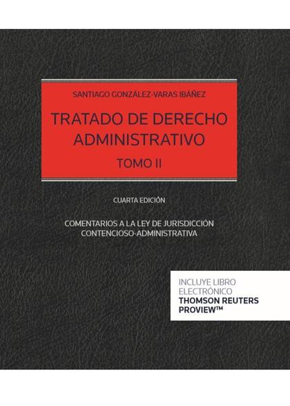 TRATADO DE DERECHO ADMINISTRATIVO TOMO II DUO